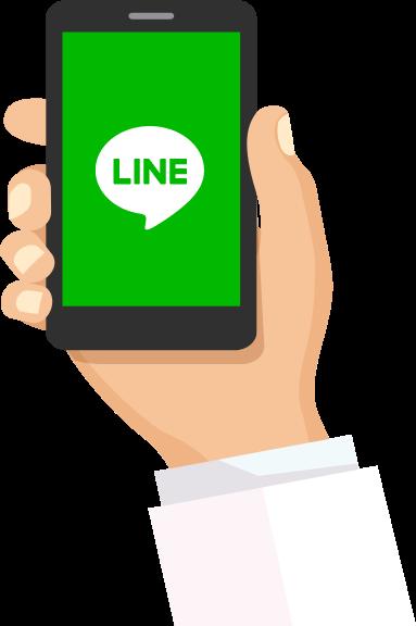 LINEのファーストニュー画像