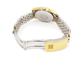 純正ブレスのオメガ時計