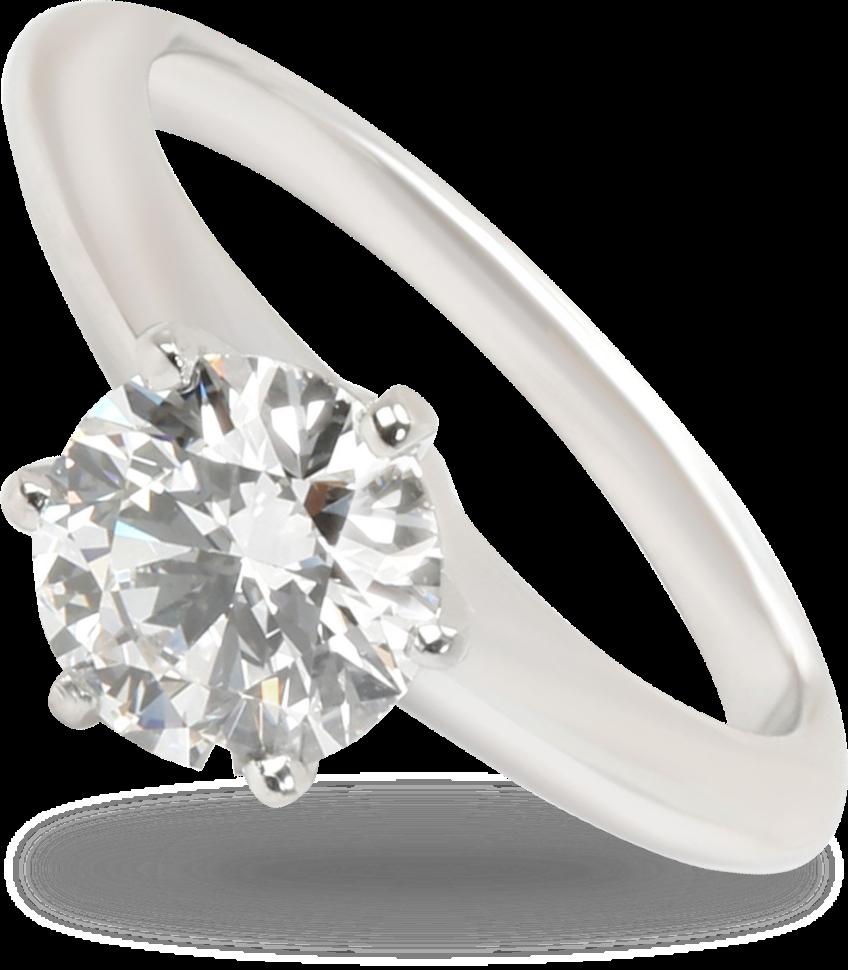 ダイヤモンドリング1.18ct