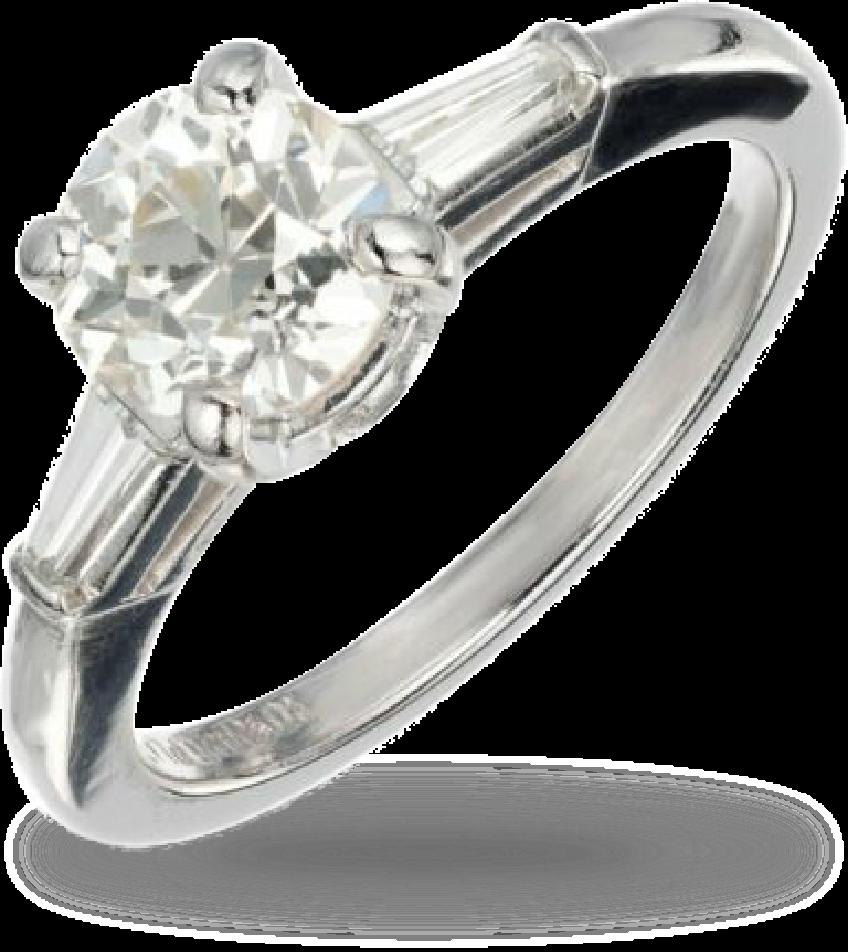 ダイヤモンドリング1.15ct