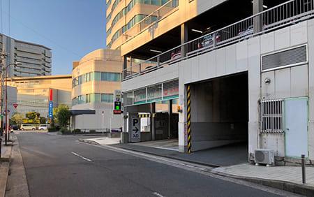 タイムズ ビオルネ第1立体駐車場