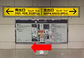 JR西宮駅の改札