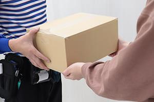 宅配買取の集荷