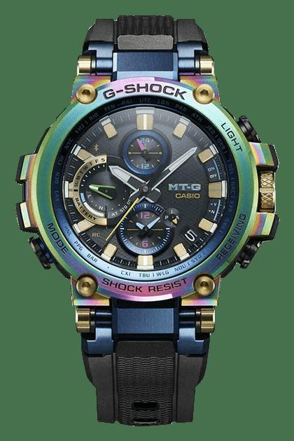 カシオ Gショック 20周年モデル MTG-B1000RB-2A レインボー 未使用品