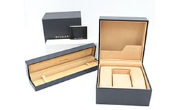 ブルガリの箱
