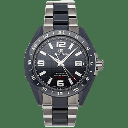グランドセイコー メカニカルハイビート36000 GMT SBGJ233