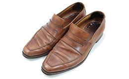使用感の多い靴