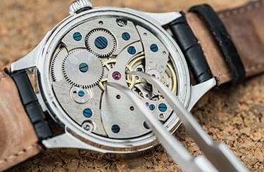 時計業者と提携
