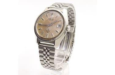 古いグランドセイコーハイビート腕時計
