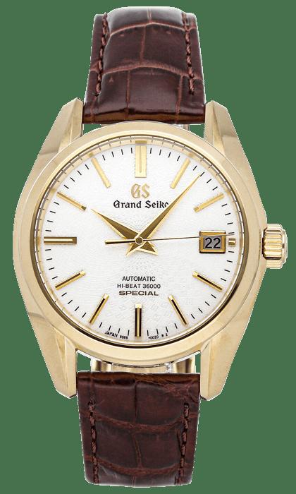 グランドセイコーのハイビートSBGH266腕時計