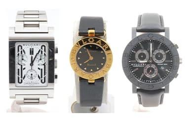 色々なブルガリの時計