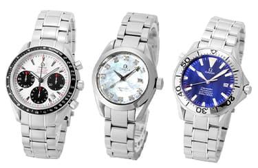 オメガ腕時計3本