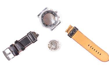 壊れた時計