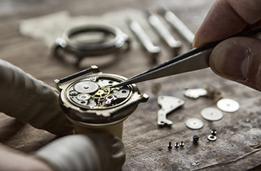時計修理店