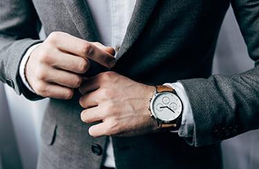 時計に詳しい鑑定士