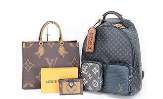 ルイヴィトンのハンドバッグやリュック・財布