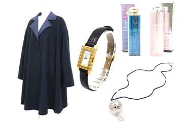 ディオールの服・コスメ・時計・ネックレス