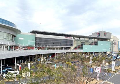 イオンモール伊丹店外観4