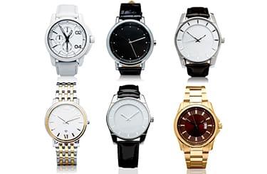 いろいろな腕時計