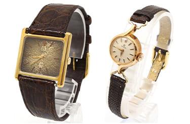 アンティークオメガ腕時計