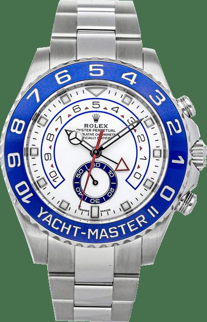 ロレックス ヨットマスターII 116680 未使用品