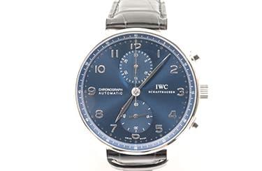 IWCポルトギーゼ時計