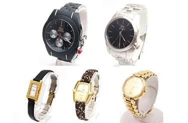 ディオールの腕時計