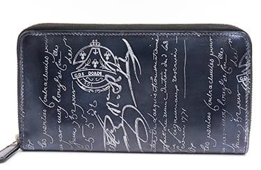 ベルルッティプラチナパティーヌの財布