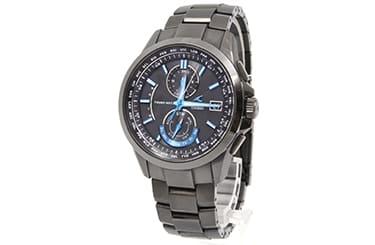 カシオのオシアナス腕時計