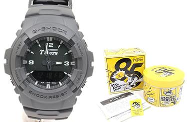 阪神タイガースコラボのGショック腕時計