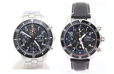 ジン・フォルティスの時計