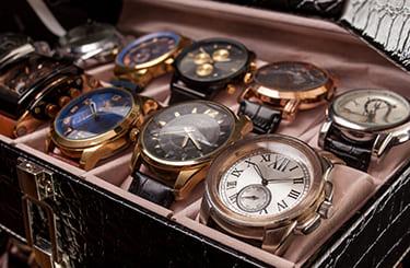 様々なブランド腕時計