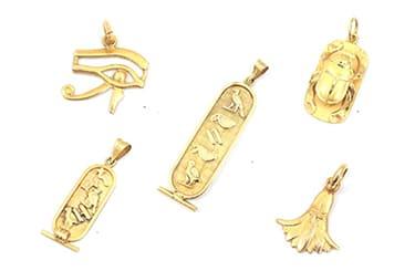 エジプト金