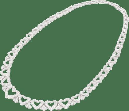 ダイヤモンド 3.00ct 750 ネックレス