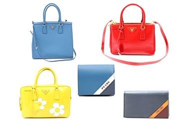 プラダサフィアーノレザーのバッグ・財布・カードケース