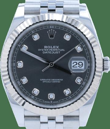 ロレックス オイスターパーペチュアル デイトジャスト 126334G 美品