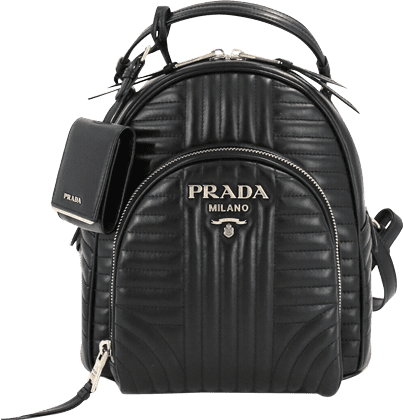 プラダ ダイアグラム バックパック 1BZ030 未使用品
