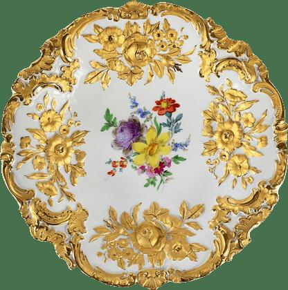マイセン フラワー プレート 皿