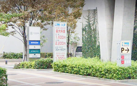 GSパークCHASKA茶屋町駐車場