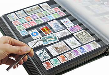切手のコレクション用アルバム