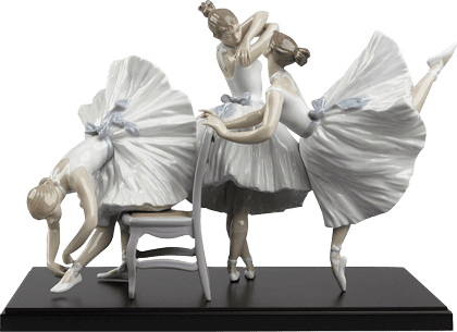 リヤドロ バレエの華たち 01008476