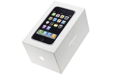 3G対応のiPhone