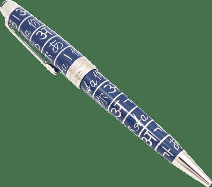 モンブラン マイスターシュテュック ユニセフエディション2017 ボールペン 美品
