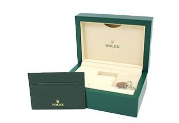 ロレックス現行の箱