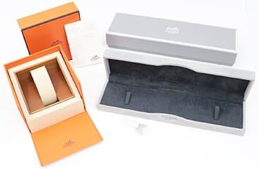 エルメス時計の箱