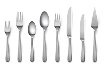 クリストフルの食器複数