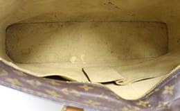 ルコのバッグ内部