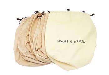 ヴィトンの保存袋
