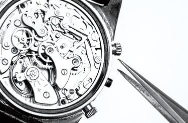 1級時計技師と提携