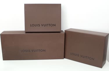 ルイヴィトンの箱